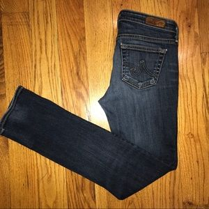 AG Andriano Goldschmied Stilt Cigarette Jeans